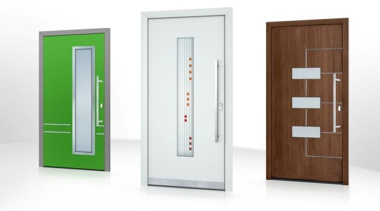 Na čo je potrebné myslieť pri výbere dvernej výplne do vchodových dverí