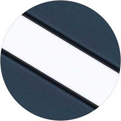 Zapustené aplikácie (voliteľný symetrický tvar)