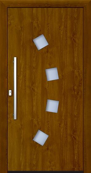 vchodové dvere PERITO Nela AS