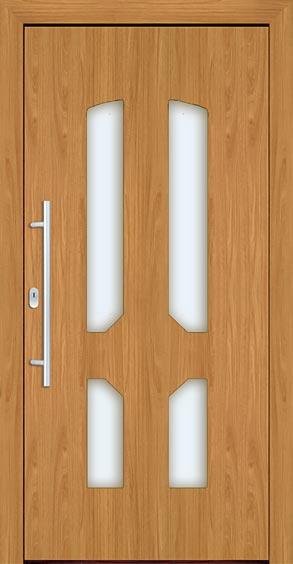 vchodové dvere PERITO Radana AS